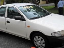 Mazda 323f 1999 Rd 150000