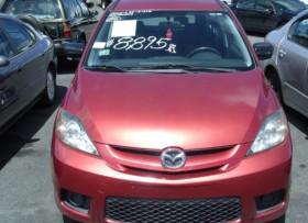 Mazda 5 2006 Â¡CON PRECIO INCREIBLE