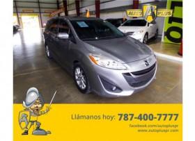 Mazda 5 2014 Â¡Como Nueva