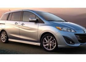 Mazda 5 SE VAN AL COSTO FELICIDADES
