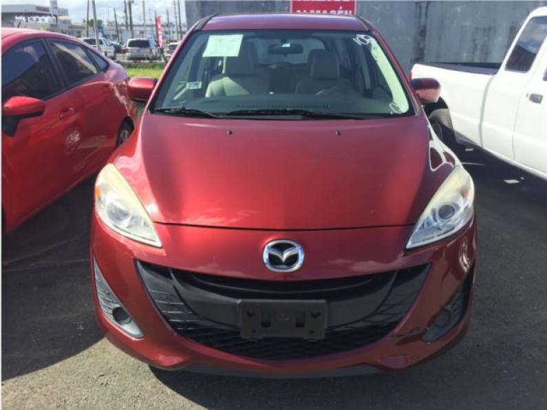 Mazda 5 como nueva