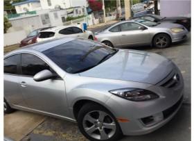 Mazda 6 de 2011 poco milage y SALDO