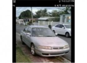 Mazda 626 del 1995 en buenas condiciones