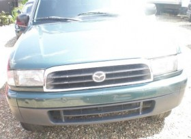 Mazda B2900 2002