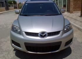 Mazda CX7 2007 Gris Plata