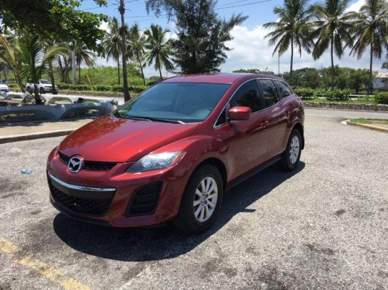 Mazda CX7 2011 iSV Recien Importada