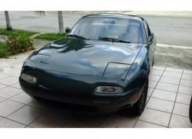Mazda Miata 1991 excelentes 5500 omo