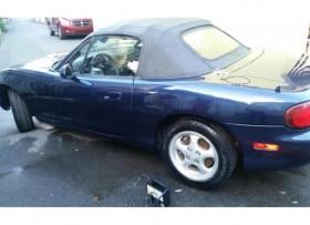 Mazda Miata 1999 tambn con capota dura 5500