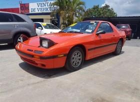 Mazda RX-7 1986