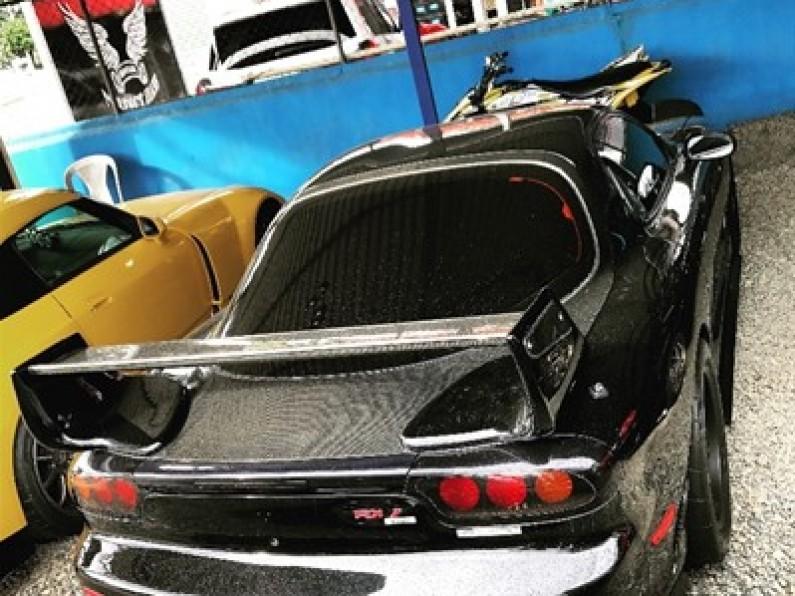 Mazda RX-7 1996