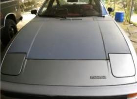 Mazda RX7 1979 modificado para fiebrus