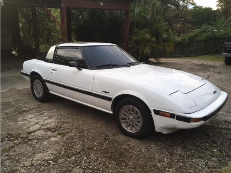 Mazda RX7 1984 13b 5L