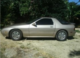 Mazda RX7 1986 Fuel Injection