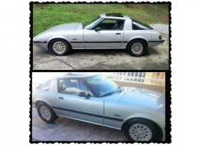 Mazda Rx7 1984 8000 Se Vende O Se Negocea