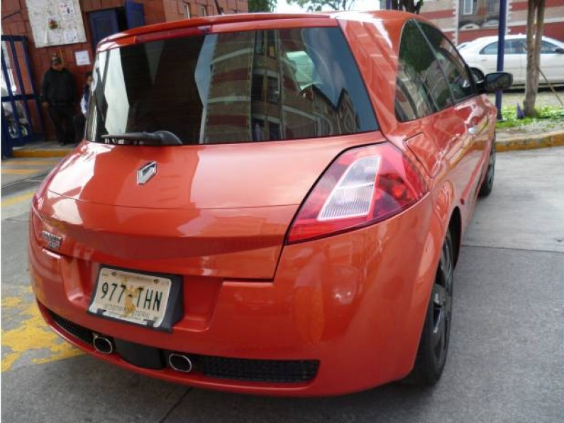 Megane Sport Turbo Impecable