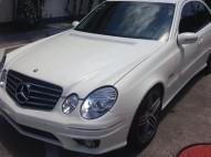 Mercedes Benz 2006 Eclass En Óptimas Condiciones