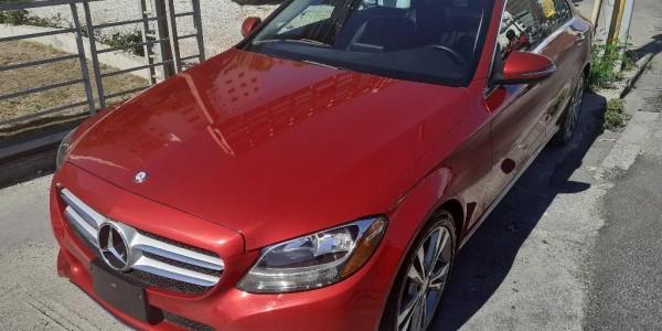 Mercedes Benz C300 Ano 2016 Us32800 Neg Av 27 De Febrero Entre Churchill Y Defillo Santo Domingo 227126