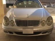Mercedes Benz E320 2003 Único Dueño Excelentes Condiciones