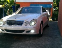 Mercedes Benz E320 2003 super carros Turbo DieselEn Puerto Plata
