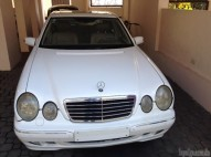 Mercedes Benz E430 2000 Full
