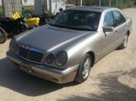 Mercedes E430 1999 in perfecto estado