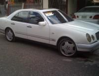 Mercedes benz 1997 E320 impecable