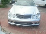 Mercedes benz 2003 e-500 amg nuevo