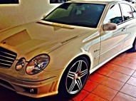Mercedes benz E350 2006 amg package