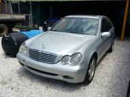 Mercedes benz c200 compressor 01