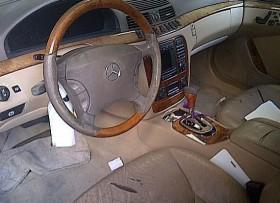 Mercedes 500s 2001
