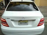 Mercedes-Benz Clase C 180 Avantgarde 2012