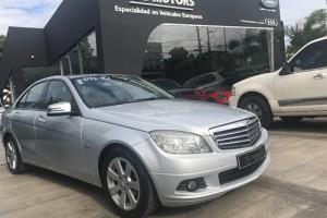 Mercedes-Benz Clase C 180 CG I 2010