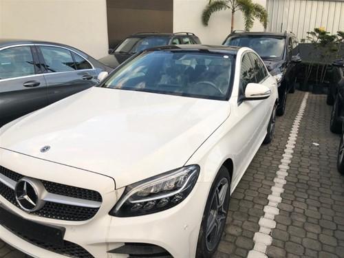 Mercedes-Benz Clase C 200 2019