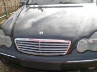 Mercedes-Benz Clase C 200 Kompressor 2002