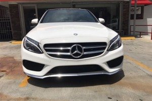 Mercedes-Benz Clase C 300 2015
