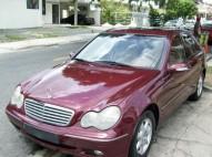Mercedes-Benz Clase C200 Kompressor 2001