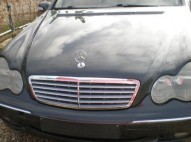 Mercedes-Benz Clase C200 Kompressor 2002