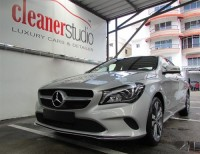 Mercedes-Benz Clase CLA 180 2018