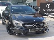 Mercedes-Benz Clase CLA 200 AMG 2014