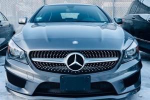 Mercedes-Benz Clase CLA 250 2018