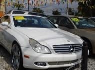 Mercedes-Benz Clase CLS 500 2006