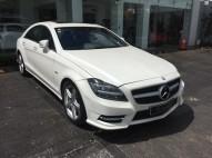 Mercedes-Benz Clase CLS 500 2012