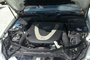 Mercedes-Benz Clase CLS 550 2008