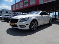 Mercedes-Benz Clase CLS 550 2012