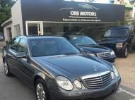 Mercedes-Benz Clase E 220-CDI 2007