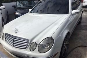 Mercedes-Benz Clase E 320 2003