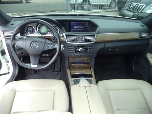 Mercedes-Benz Clase E 350 4 MATIC 2010