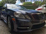 Mercedes-Benz Clase E 350 4 MATIC 2012