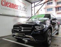 Mercedes-Benz Clase GLC 250 2016