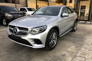 Mercedes-Benz Clase GLC Coupe 2019